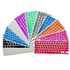 For Apple Macbook Pro 13 15 Retina Air 11 13 Silicone Keyboard Cover Skin Shield