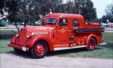 Fire Trucks Collection - scale varies