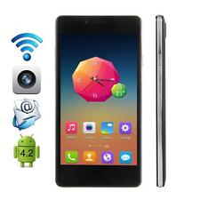"5"" CUBOT S208 MTK6582 Android 4.2 Quad Core 16GB 3G Mobile Smart Cell Phone 8MP"