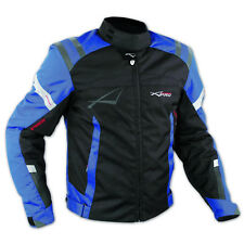 Jacket CE Armour Quality Apparel Motorcycle Thermal Inner Sport Blue