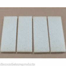FLUVAL 3 PLUS Compatible Replacement Filter Foam Sponge Media Pads