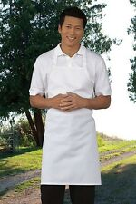 Uncommon Threads, Mid-Length Apron, No Pockets One Size Fits All 3005