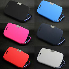 Magnetic Pu Leather Flip Skin Hard Case Cover For Samsung Galaxy S3 Mini i8190