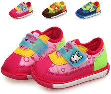 New Cute Baby Shoes walking shoes Squeaky Toddler Boys Girls casual shoe