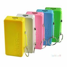 5600mAh USB Portable External Backup Battery Charger Power Bank for Iphone cell