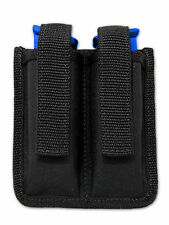 NEW Barsony Double Magazine Pouch for Kel-Tec Sccy Kimber Compact 9mm Pistols