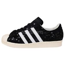 low priced df893 68047 Adidas Originals Superstar 80s Black White 2014 Classic Casual Shoes  Sneakers
