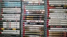 PLAYSTATION 3 GAMES PS3 GAMES CHOOSE FROM HUGE LIST (1)  QUICK DISPATCH