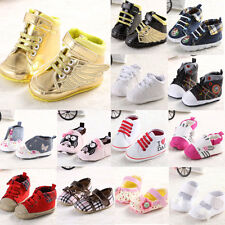 Newborn Soft bottom Sandals Infant Girls Toddler baby shoes size 0-18 months#