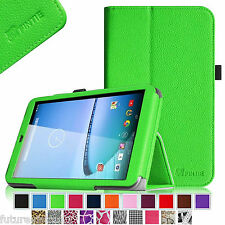 "Folio Case Leather Stand Cover with Stylus Loop For Hisense Sero 8"" inch Tablet"
