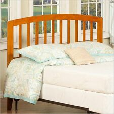 Atlantic Furniture Richmond Caramel Latte Headboard