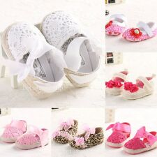 2014 New Infant Toddler Sneakers Baby Girl Soft Sole Crib Shoes to 0-18Months