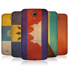 HEAD CASE VINTAGE FLAGS 2 BATTERY BACK COVER FOR SAMSUNG GALAXY MEGA 6.3 I9200