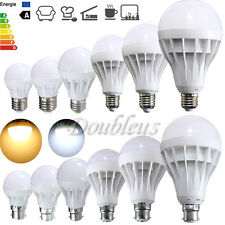 E14 B22 E27 Globe LED Bulb Light Lamp 3W 4W 7W 9W Bright Cool Warm White 240V