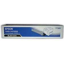 GENUINE EPSON C13S050245 / S050245 BLACK LASER PRINTER TONER CARTRIDGE