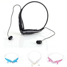 Sport Wireless Bluetooth HandFree Headset Stereo headphone for Samsung iPhone LG