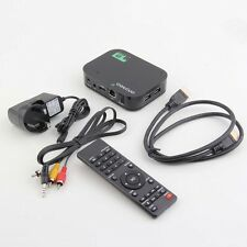 Android 4.2 HD 3D TV Smart Box A20 Dual Core 1.5GHZ 512MB DDR3 4GB 1080P B7
