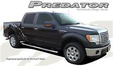 Predator Raptor Style Side Bed Graphics Decals Stripes fits 2008-2014 Ford F-150