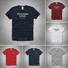 NWT Abercrombie & Fitch HOLLISTER Men's Haystack Mountain Tee T Shirt S M L XL
