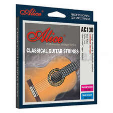 Set 6 pro CLASSICAL GUITAR STRINGS normal or high gauge tension nylon acoustic