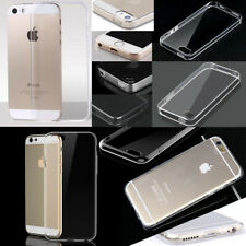 New 0.3mm Ultra Thin Slim Crystal Clear Transparent Soft Silicone TPU Case Cover