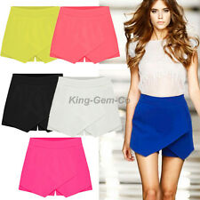 SALE!! Women's Tiered Wrap Hot Shorts Skorts Skirts Culottes Summer Short Pants