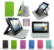 """Nice Leather Case+Gift For Mach Speed 7.85"""" Trio Stealth G4 AXS 4G Tablet GBA"""