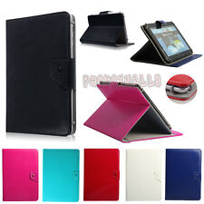 "Universal PU Leather Folio Flip Case Cover For 9 9.7 10 10.1"" Inch Tablets PC"