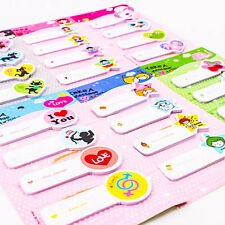 Lovely Take A Message Kit Set Bookmark Sticky Notes Pad Post It Paper Memo A0151