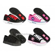 Heelys X2 Pure Girls or Boys Wheeled Roller Shoe - Size J11 5UK + Free DVD