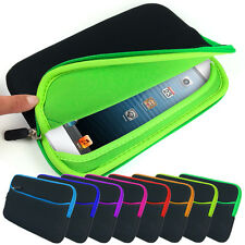 "Slim Neoprene Shock Proof Water Resistant Sleeve Case Cover Bag for 8"" Tablet PC"