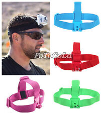 Adjustable Elastic Head Strap Band Mount Belt For GoPro HD Hero 1/2/3/3+ Camera