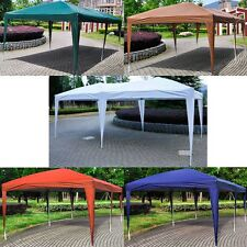 10'X20' EZ POP UP Wedding Party Tent Folding Gazebo Beach Canopy W/Carry Bag