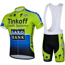 2014 new Cycling bicycle outdoor Jersey and Bib Shorts Clothing Wear Bike