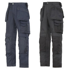 New Snickers Mens Twisted Leg Cargo Work Cooltwill Trouser All Waist & Leg Sizes