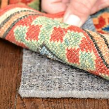 """Supreme 3/8"""" Thick Recycled All Felt Rug Pad-Multiple RECTANGLE SIZES"""