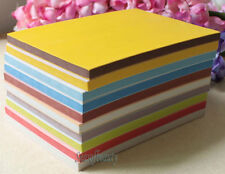 1 x Multicolor Color Layer Rubber Stamp Carving Blocks For DIY Own Stamps Craft