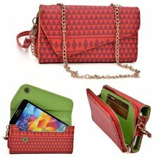 Kroo Clutch Wallet for Smartphones Up To 5 Inches with Shoulder Strap