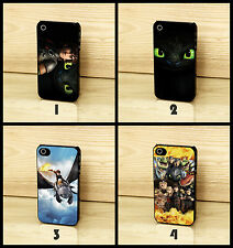 How To Train Your Dragon Vikings Fury Hiccup Case Cover for iPhone & Samsung