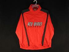 Detroit Red Wings Hockey ADULT Mens Windbreaker Lightweight Jacket Embroidered