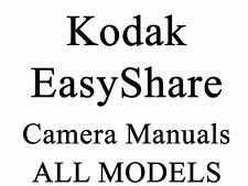 Kodak EasyShare Digital Camera Manual Guide M Series