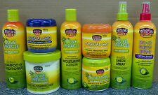 African Pride Olive Miracle Deep Conditioning Products
