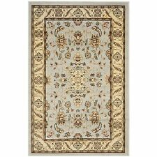 Safavieh Power Loomed Lyndhurst GREY / BEIGE Area Rugs - LNH211G