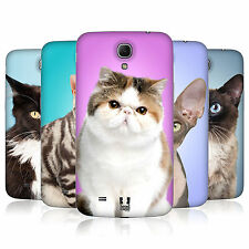 Head Case Cat Breeds Battery Back Cover For Samsung Galaxy Mega 6.3 I9200