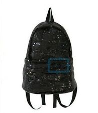 Pop Fashion Girls Sparkling Sequins Rucksack Travel Backpack Campus Bookbag JDC