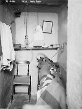 1912 SING SING PRISON INMATE CELL OSSINING NEW YORK PHOTO  Largest Sizes