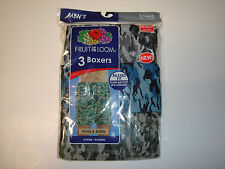 Fruit of the Loom 12 PACK Men's Boxers CAMO Small Medium Large X-Large 2X-Large