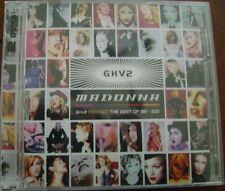 MADONNA GHV2 REMIXED. Extremely Rare, 2-Disc Collection. Brand New and Sealed!