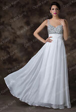 2014 Sweetheart Ladies Wedding Evening Dress Formal Party Prom Dresses Size 2~16