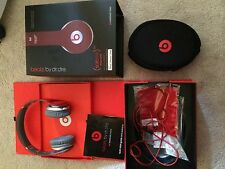 Beats by Dr Dre Solo HD Special Edition Headband Headphones - Red